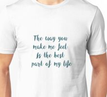 Olicity's vows Unisex T-Shirt