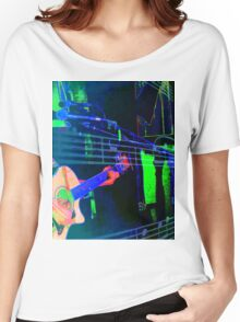 Music Stage Women's Relaxed Fit T-Shirt