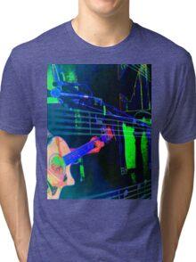 Music Stage Tri-blend T-Shirt