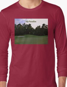 Golf Paradise Long Sleeve T-Shirt