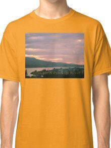Peaceful River Classic T-Shirt