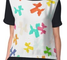 balloon animals Chiffon Top