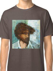 Thom Yorke of Radiohead Portrait / Painting Classic T-Shirt