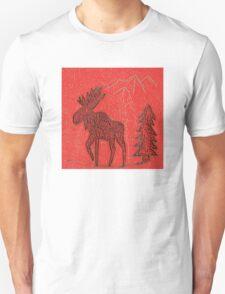 Red Moose T-Shirt