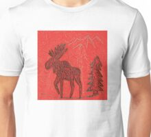 Red Moose Unisex T-Shirt