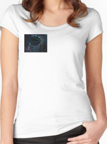 Sag Women's Fitted Scoop T-Shirt