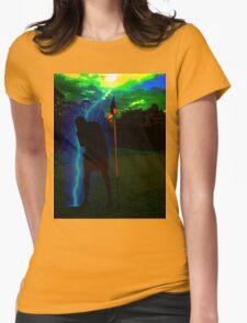 Struck Womens Fitted T-Shirt