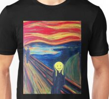 The Smile (The Scream, after Munch) Unisex T-Shirt