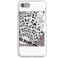Death Takes a Holiday iPhone Case/Skin