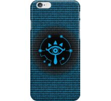 Sheikah Past 2 iPhone Case/Skin