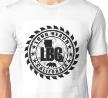Tradzmenz Lounge Clothing/Long Beach A Cut Above The Rest Unisex T-Shirt