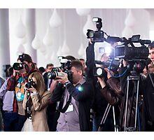 Media Blast - People Photography Photographic Print