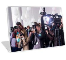 Media Blast - People Photography Laptop Skin