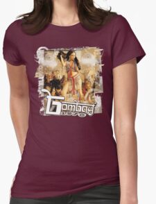 Bollywood Item Girl Womens Fitted T-Shirt