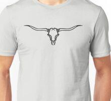 Long Horn Unisex T-Shirt