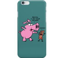 Bacon, I Am Your Father iPhone Case/Skin