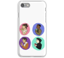 Force Kids With Food iPhone Case/Skin
