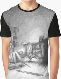 College Graphic T-Shirt