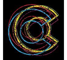 colorado c blur Photographic Print
