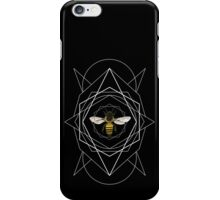 Working Girl (White Lines) iPhone Case/Skin