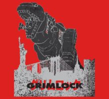 Grimlock One Piece - Short Sleeve