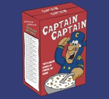 Captain Captain Cereal by SlubberBubArt