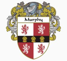 Murphy Coat of Arms/Family Crest Baby Tee