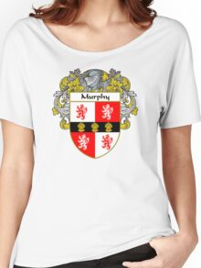 Murphy Coat of Arms/Family Crest Women's Relaxed Fit T-Shirt