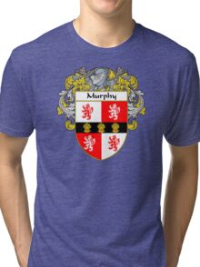 Murphy Coat of Arms/Family Crest Tri-blend T-Shirt