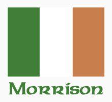 Morrison Irish Flag Kids Tee