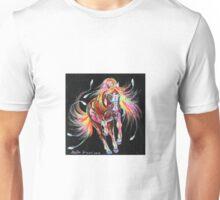 MEDICINE FIRE PONY Unisex T-Shirt