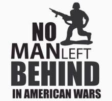 No Man Left Behind T-Shirt