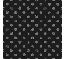 Dots Or Not Dots Photographic Print
