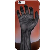 Night of the Living Hand iPhone Case/Skin