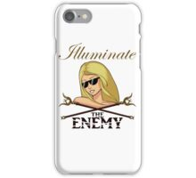 League Of Legends: Lux - Illuminate The Enemy iPhone Case/Skin