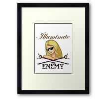 League Of Legends: Lux - Illuminate The Enemy Framed Print