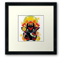 Lucky Dragon Framed Print