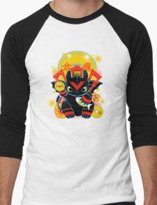Lucky Dragon Men's Baseball ¾ T-Shirt