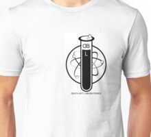 Deathbot Labs logo Unisex T-Shirt
