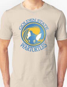 Golden State Wartortles Unisex T-Shirt