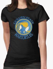 Golden State Wartortles Womens Fitted T-Shirt