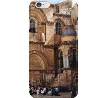 Church of Holy Sepulchre  iPhone Case/Skin
