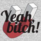 Yeah, bitch! Magnets! by hunnydoll