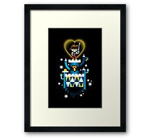 it's a small kingdom Framed Print