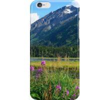July at Tern Lake II iPhone Case/Skin