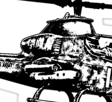 AH-1G HueyCobra Sticker