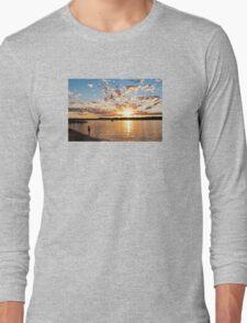Pirate Fishing Long Sleeve T-Shirt