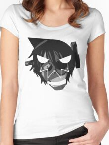 Sanity Women's Fitted Scoop T-Shirt