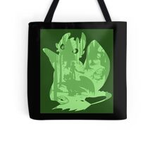 Shadow Dragon Tote Bag