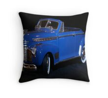 1941 Style,....1/18th Scale Throw Pillow